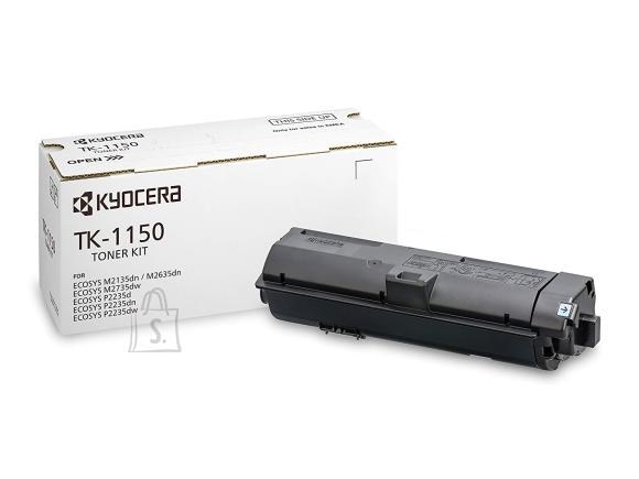 Kyocera Tooner Kyocera TK-1150 must (3000lk)