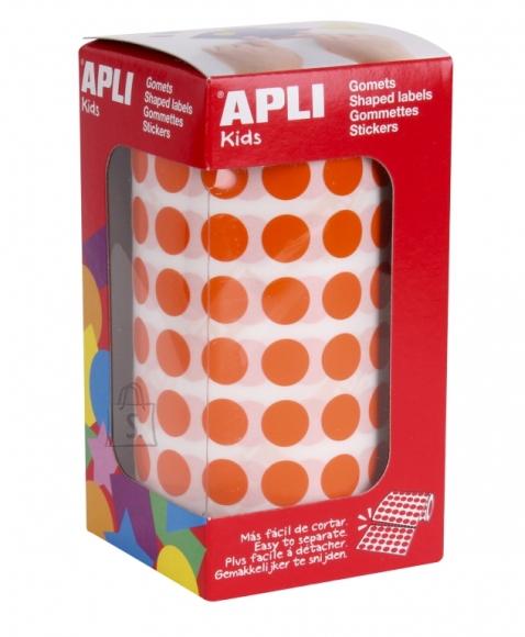 Markeerimispunktid Apli Ø10,5mm oranz