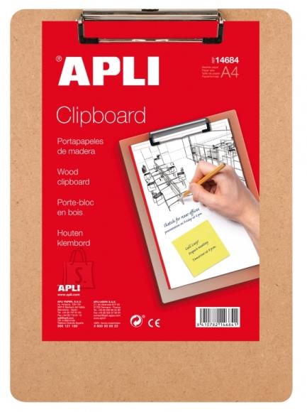 Kirjutusalus Apli A4 puidust