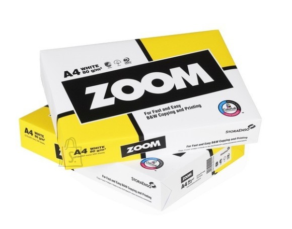 Koopiapaber Zoom A4/80g/500L
