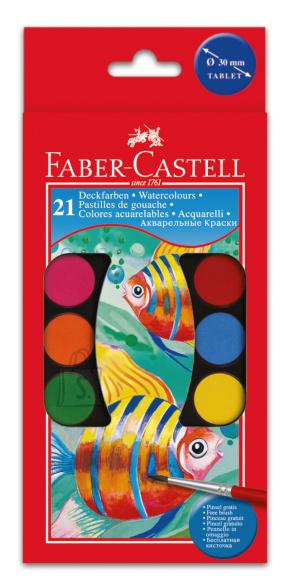 Faber-Castell Vesivärvid Faber-Castell 21-värvi