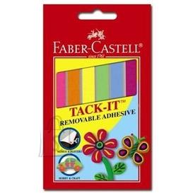 Faber-Castell Kleepmass Faber-Castell Tack-It 50g värviline