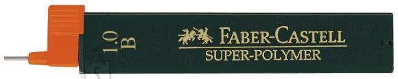 Faber-Castell Mehaanilise pliiatsi söed Faber-Castell Super-Polymer 1,0mm B
