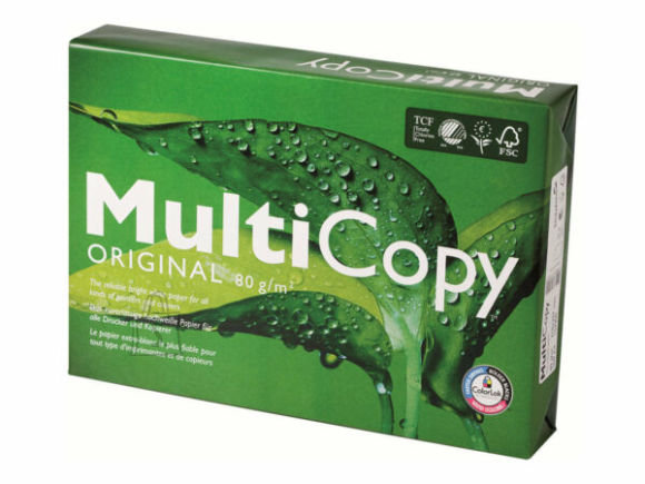 MultiCopy Koopiapaber MultiCopy A3/80g/500L