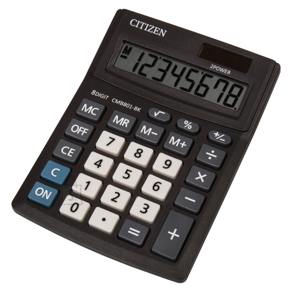 Citizen Lauakalkulaator Citizen Business line CMB801BK