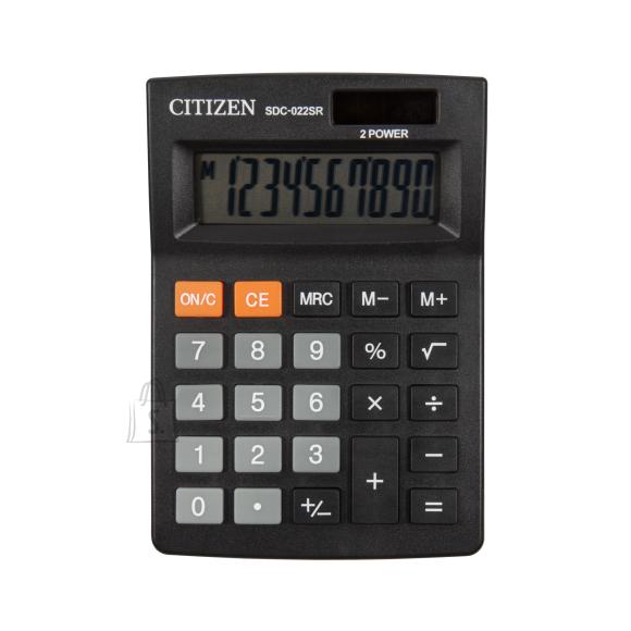 Citizen Lauakalkulaator Citizen SDC022SR