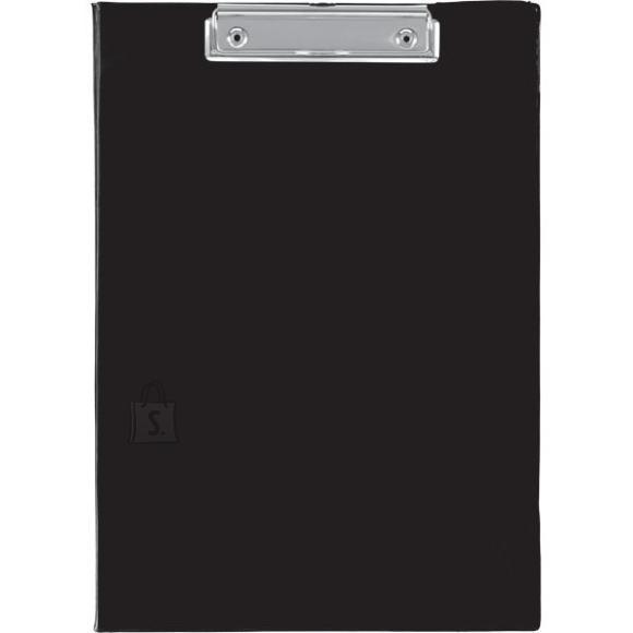 Kirjutusalus deVENTE A4 kartong 2mm PVC kaaneta must