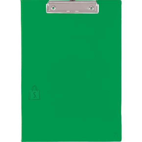 Kirjutusalus deVENTE A4 kartong 2mm PVC kaaneta roheline
