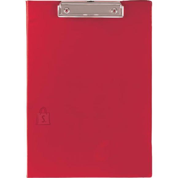 Kirjutusalus deVENTE A4 kartong 2mm PVC kaaneta punane