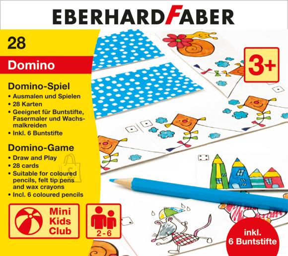 Domino EberhardFaber pliiatsitega