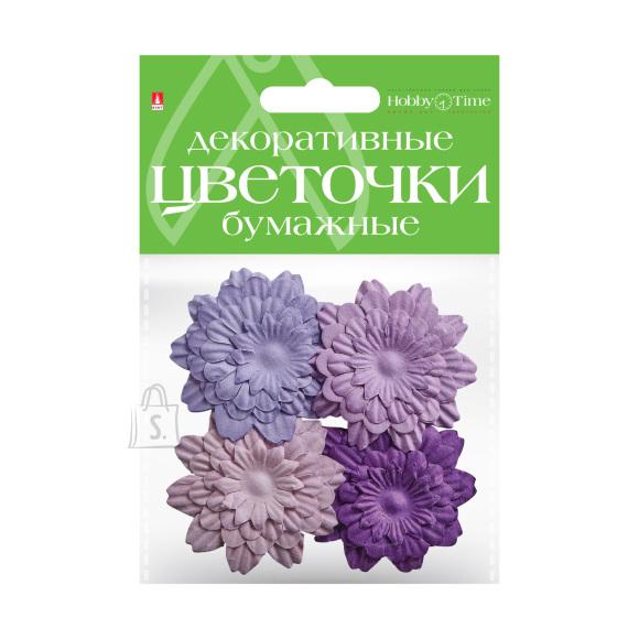 *Dekoratiivsed paberist lillled. Komplekt nr 1, 2 valikut