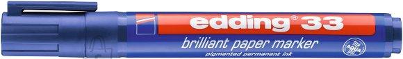 edding Paberimarker edding 33 sinine, 1-5mm