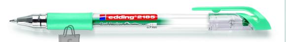 edding Geelpliiats Edding 2185 0.7mm metallik roheline