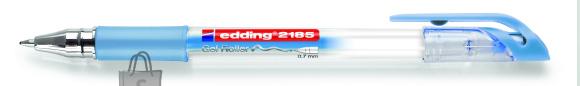 edding Geelpliiats Edding 2185 0.7mm helesinine