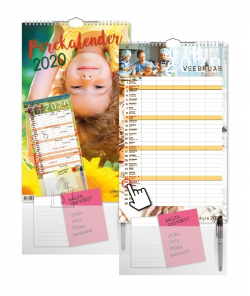 Seinakalender Timer Perekalender 2911412000