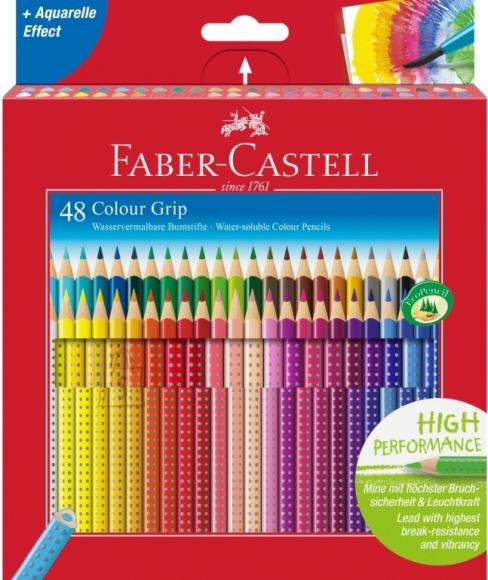 Faber-Castell Värvipliiats Faber-Castell Grip 48-värvi (P)