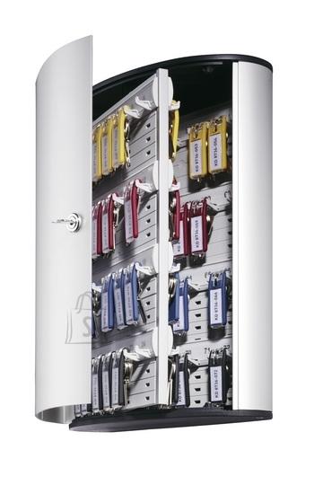 Durable Võtmekapp Durable 72-le võtmele, hõbehall (P)