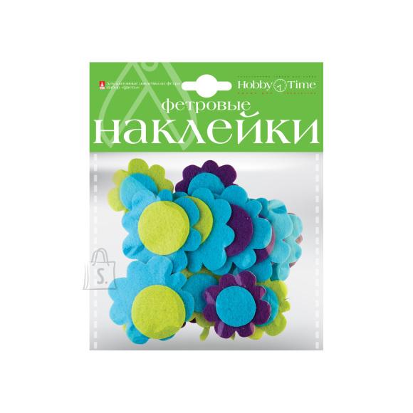 Vildist dekoratiivkleepsud HobbyTime Komplekt nr 3 Lilled 3 valikut