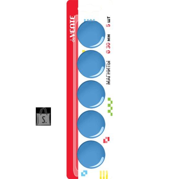 Tahvlimagnet deVENTE sinine 30mm 6tk/pk