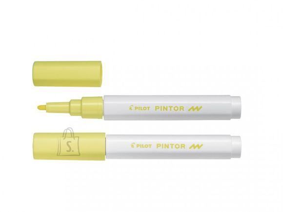 Pilot Värvimarker Pilot Pintor pastell kollane 1mm