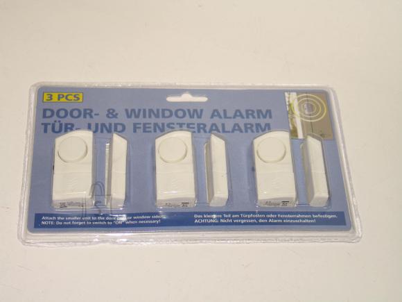 Ukse/akna alarm