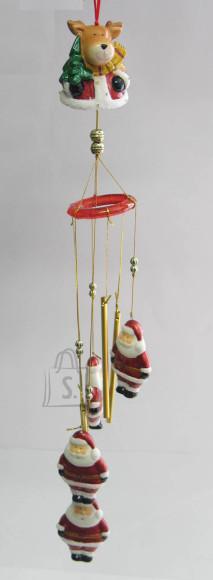 Tuulekell põder/jõuluvana 52cm