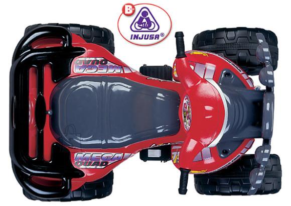 8517165e656 Injusa elektriline ATV Mega Cyclops lastele Injusa elektriline ATV Mega  Cyclops lastele