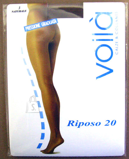 Voila sukkpüksid Lycra Riposo 20 DEN