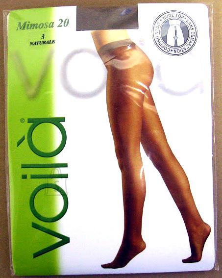 Voila sukkpüksid Tuttonudo Mimosa 20 DEN