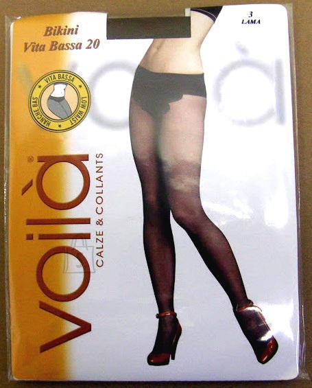 Voila sukkpüksid Bikini Vita Bassa 20 DEN