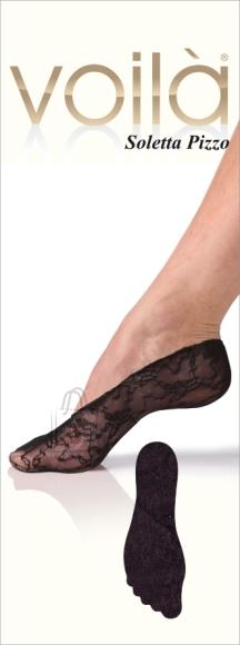 Voila pöiad Lace Footies Pizzo