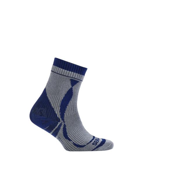Sealskinz ilmastikukindlad sokid Thin Ankle