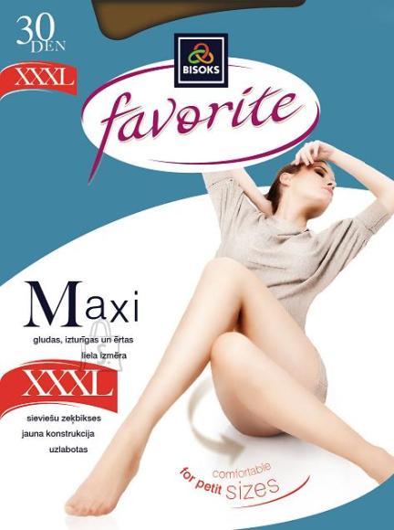 Favorite suuremõõtmelised sukkpüksid Maxi 30 DEN