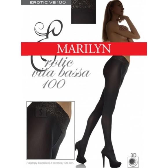 Marilyn Sukkpüksid Erotic Vita Bassa 100