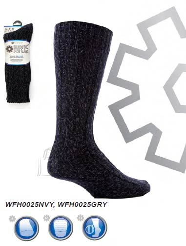 WorkForce Wool Rich Heavy Gauge Boot Sock