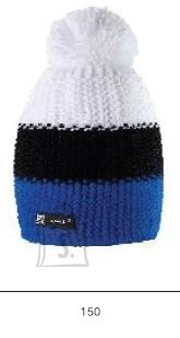Woolk Eesti värvides sini-must-valge tutimüts
