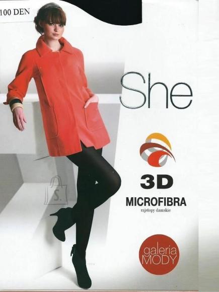 Sukkpüksid Microfibra 100 DEN 3D