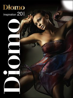 Diomo INSPIRATION 20 den sheer tights