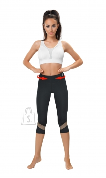 GWinner Slimming Capri with mesh panels Climaline Model 2