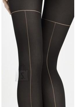 Marilyn Mustriga sukkpüksid