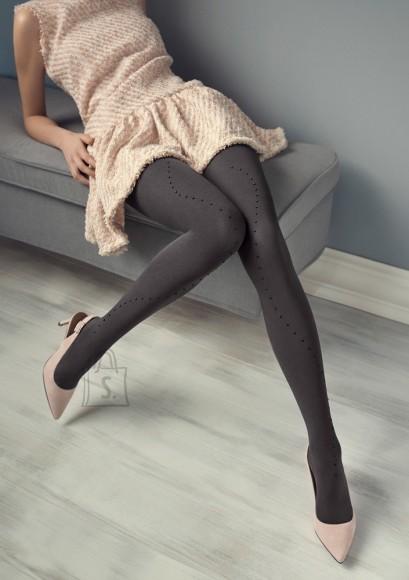 Marilyn Patricia Gucci pihalt pitsi ja silikooniga sukkpüksid 60 DEN