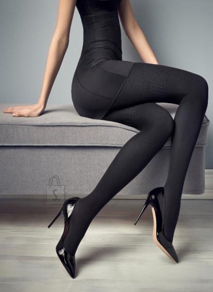 Marilyn Patricia Gucci 60 DEN pitsi ja silikooniga sukkpüksid