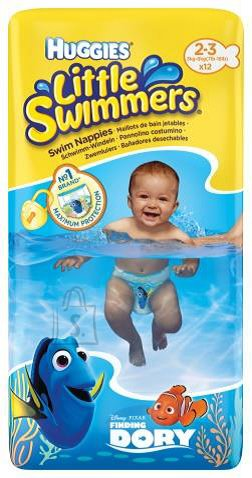 Huggies püksmähkmed Little Swimmers (2-3) 3-8kg 12tk