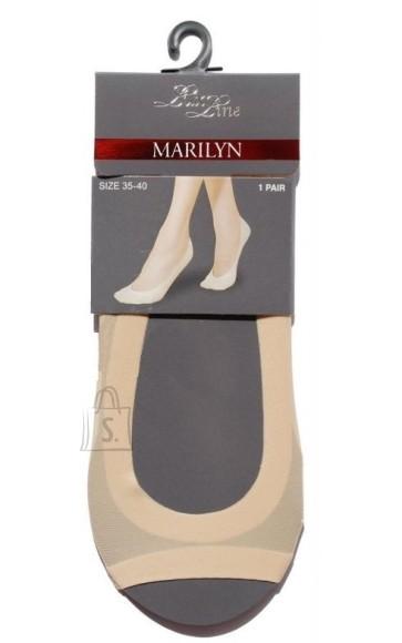 Marilyn LuxLine Õmblusteta pöiad ABSga ja silikooniga