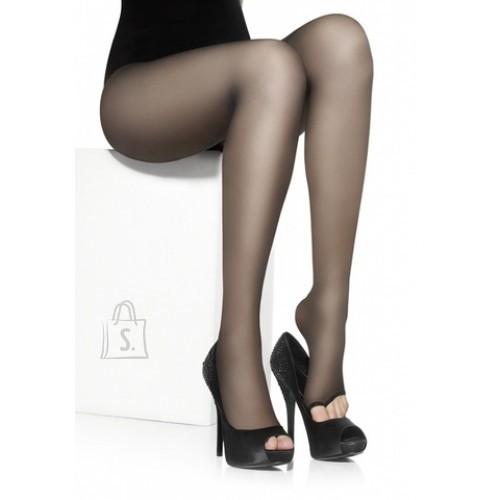 Marilyn NUDO NF 15 DEN sukkpüksid lahtise varbaosaga