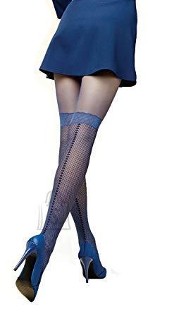 Marilyn 20 DEN mustriga sukkpüksid