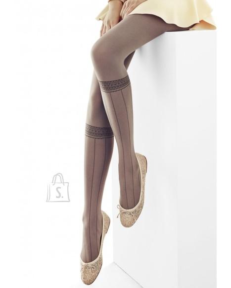 Marilyn 60 DEN mustriga sukkpüksid