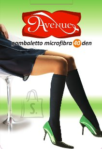 Avenue Microfibra 40 DEN põlvikud