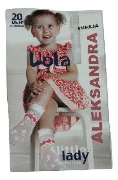 Lola 20 DEN mustriga sokid