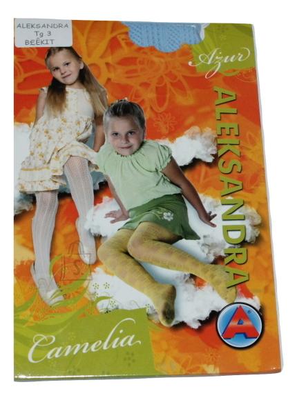 Carmelia Azur mustriga sukkpüksid